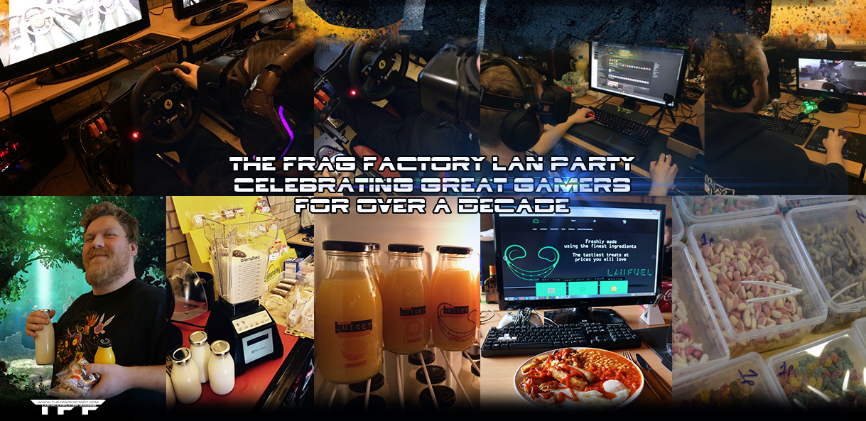 TFF - VR Virtual Reality LAN PARTY
